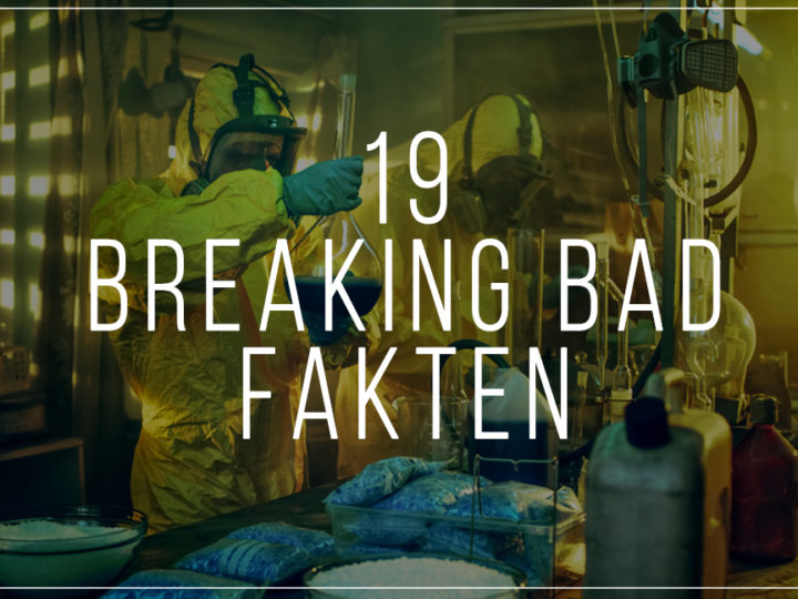 Breakind Bad Fakten