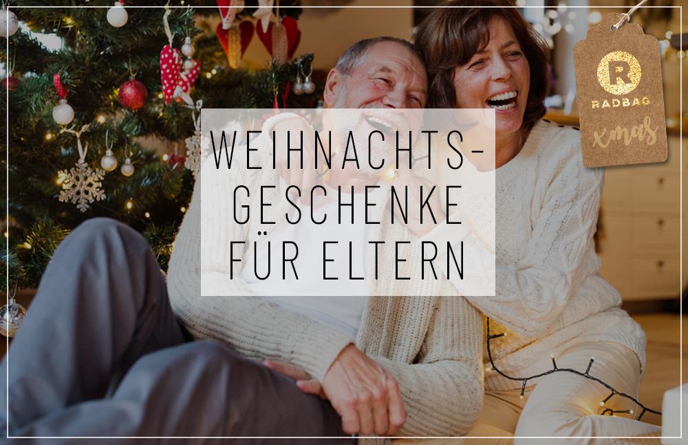Weihnachtsgeschenke für Eltern - Geschenkeguide