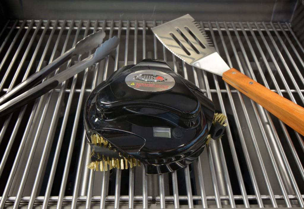 grill putz roboter gadgets 2016
