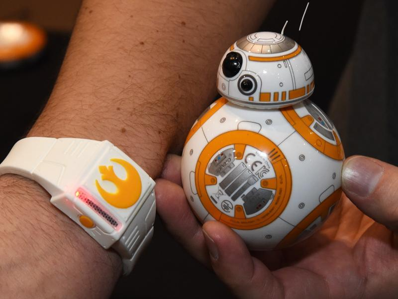 BB8 armband steuerung