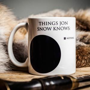 Jon Snow knows