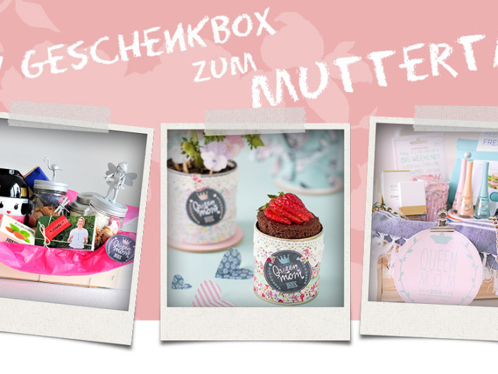 Muttertag Box