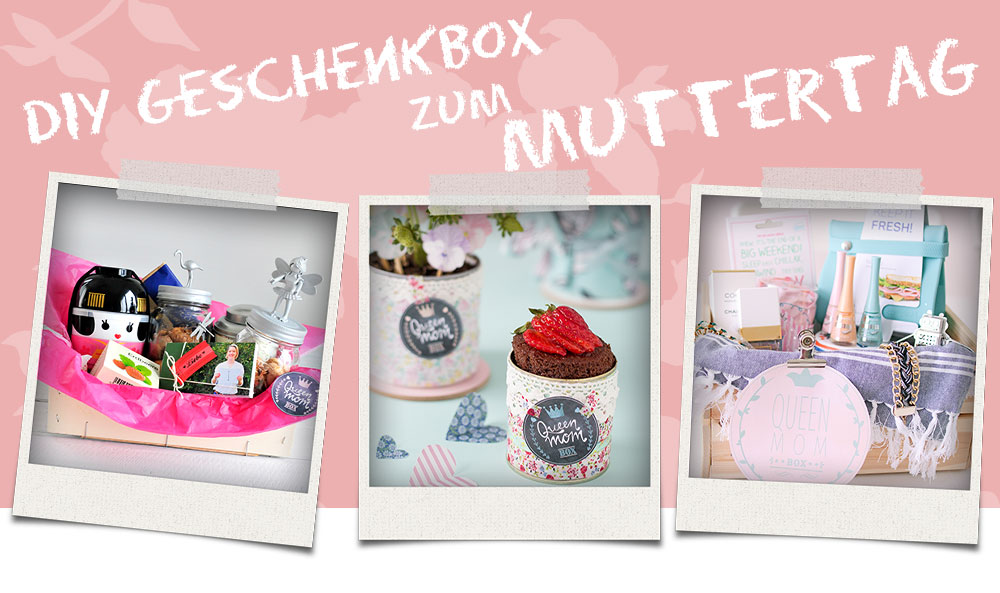 muttertag diy last minute geschenke. Black Bedroom Furniture Sets. Home Design Ideas
