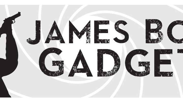 Gadgets James Bond