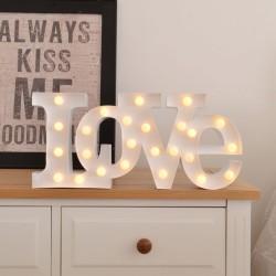 LED Licht zum Muttertag