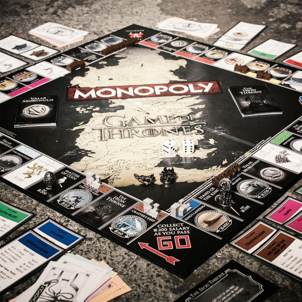 Monopoly Geschenk