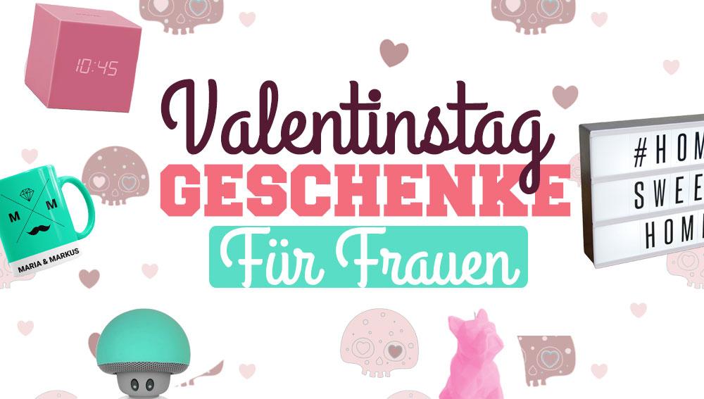 Valentinstag Geschenke für Frauen