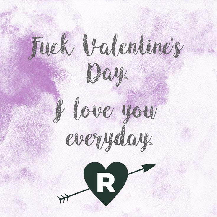 Die ehrlichsten Valentinstag Sprüche für Wolke 8