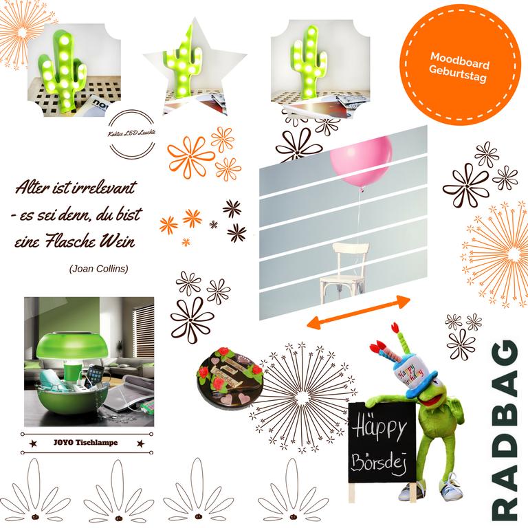 Geburtstags Blogparade