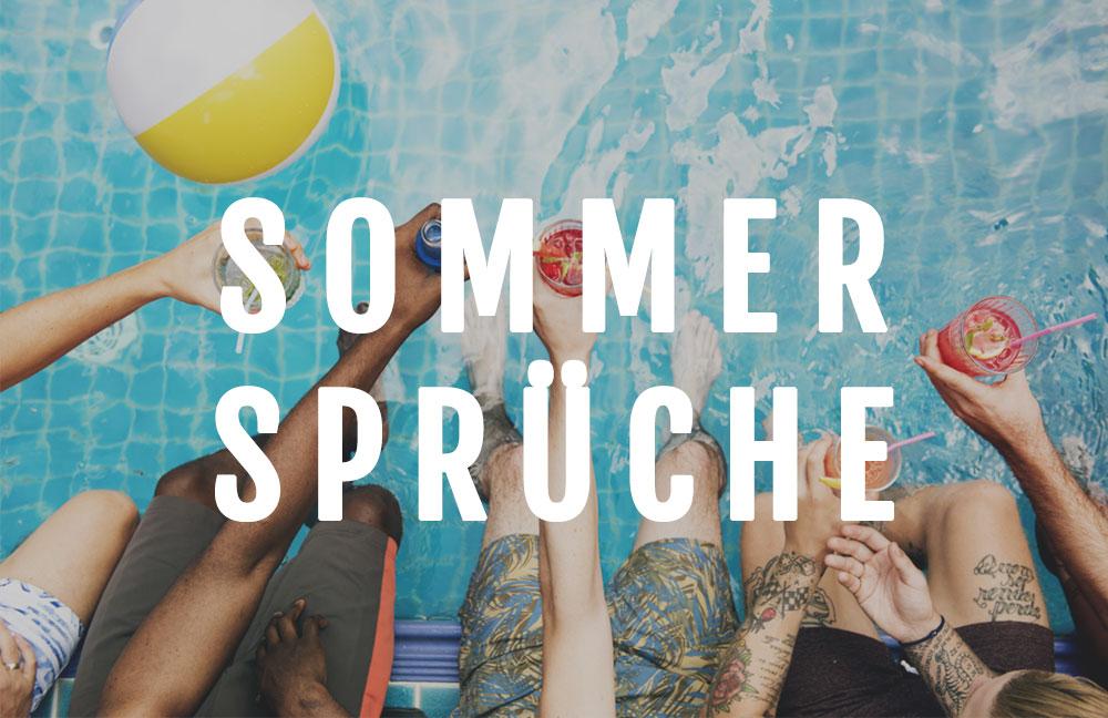 Die Besten Sommer Spruche Fur Alle Reiselustigen