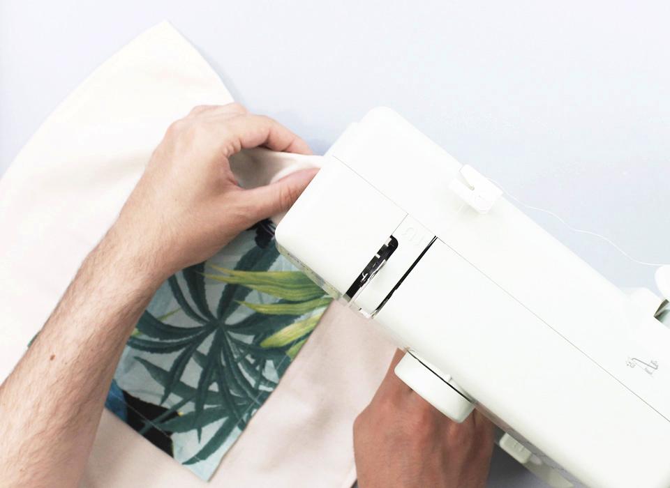DIY Grilschürze