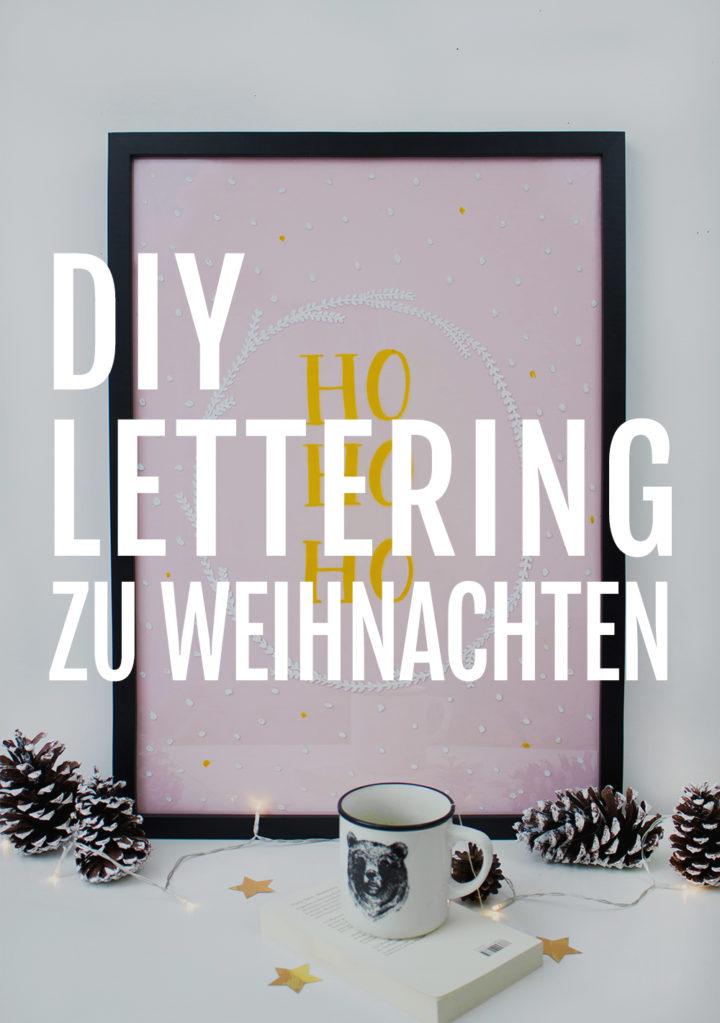 DIY Weihnachtsbilder