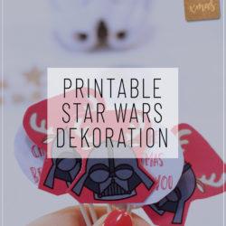 star wars dekoration