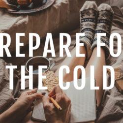 Winter Checkliste