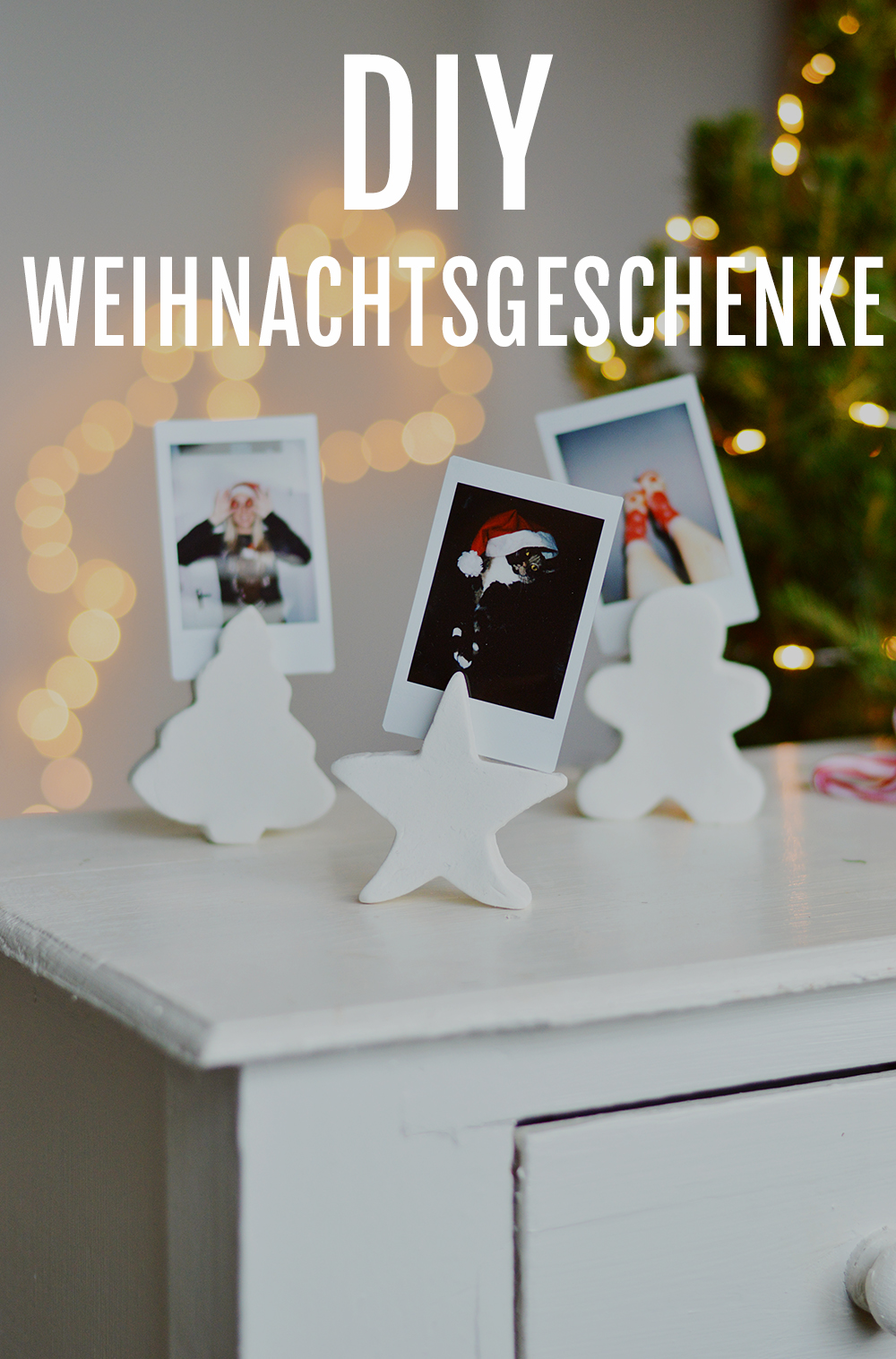 diy weihnachtsgeschenke freak shakes und fotohalter. Black Bedroom Furniture Sets. Home Design Ideas