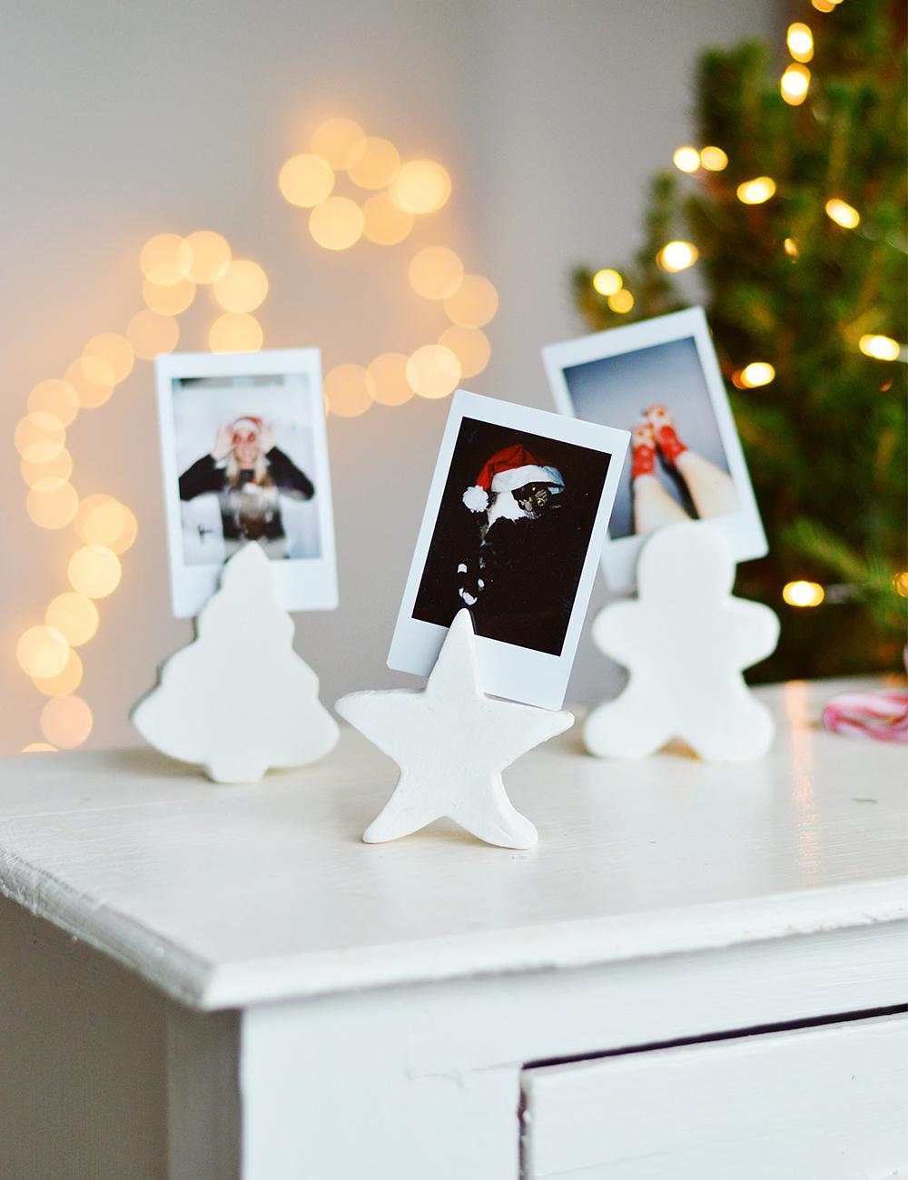 DIY Weihnachtsgeschenke: Freak Shakes und Fotohalter
