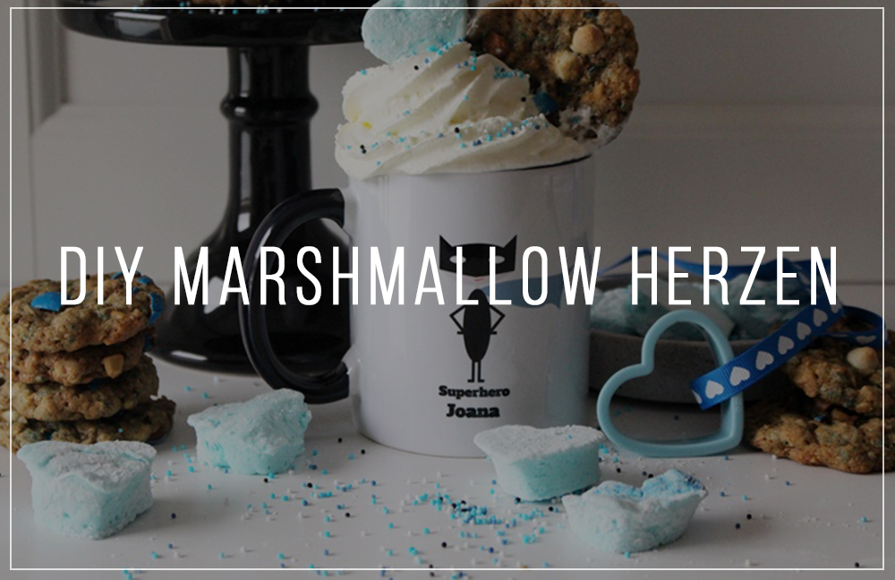 diy marshmallow herzen zum valentinstag radbag. Black Bedroom Furniture Sets. Home Design Ideas