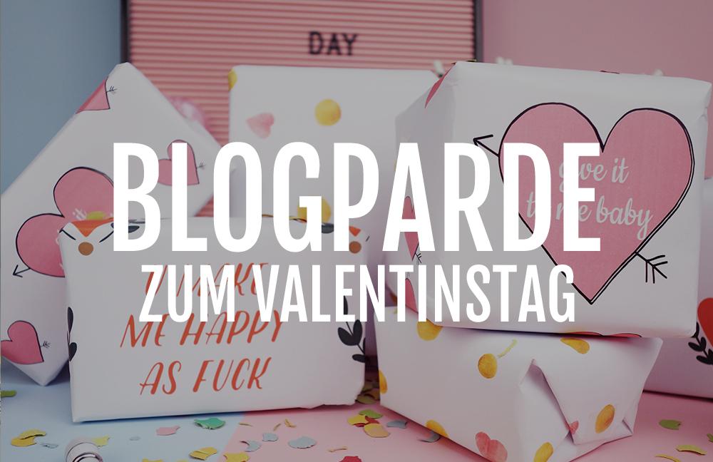 Blogparade Valentinstag 2018: Printable Geschenkverpackungen