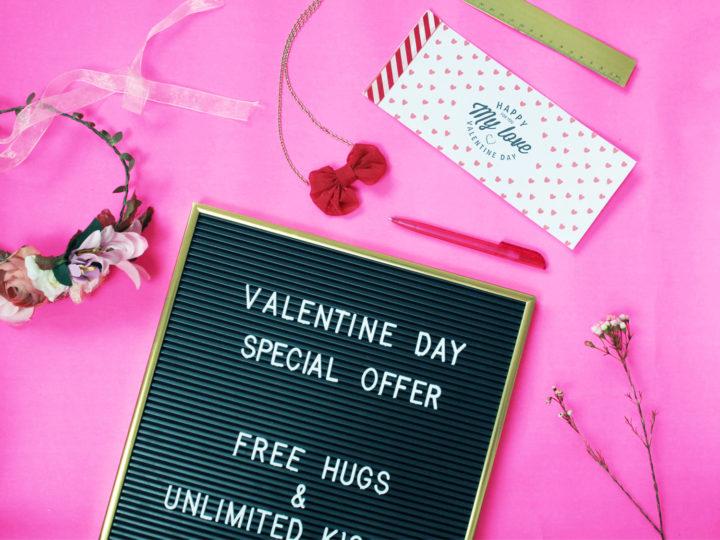DIY Valentinstag Geschenke