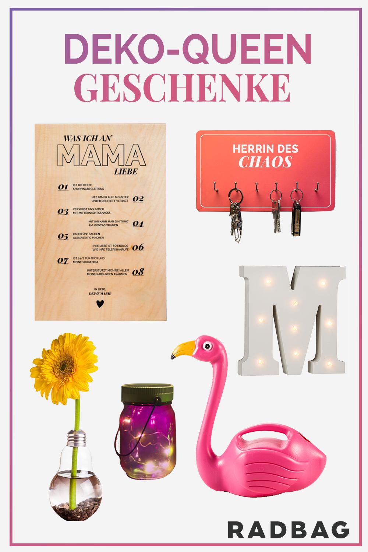 Persönliche Muttertagsgeschenke