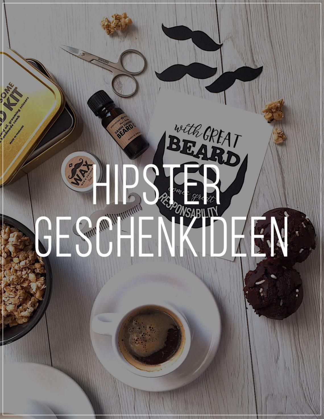 Geschenkideen für Hipster