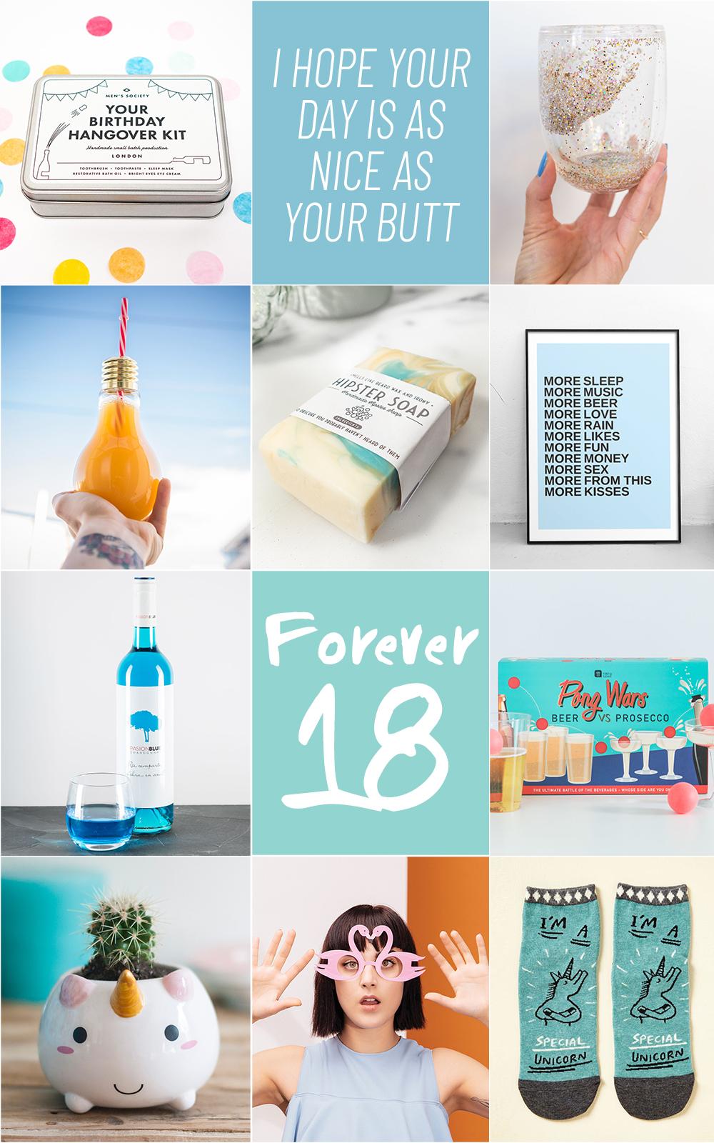 18 geburtstag geschenk