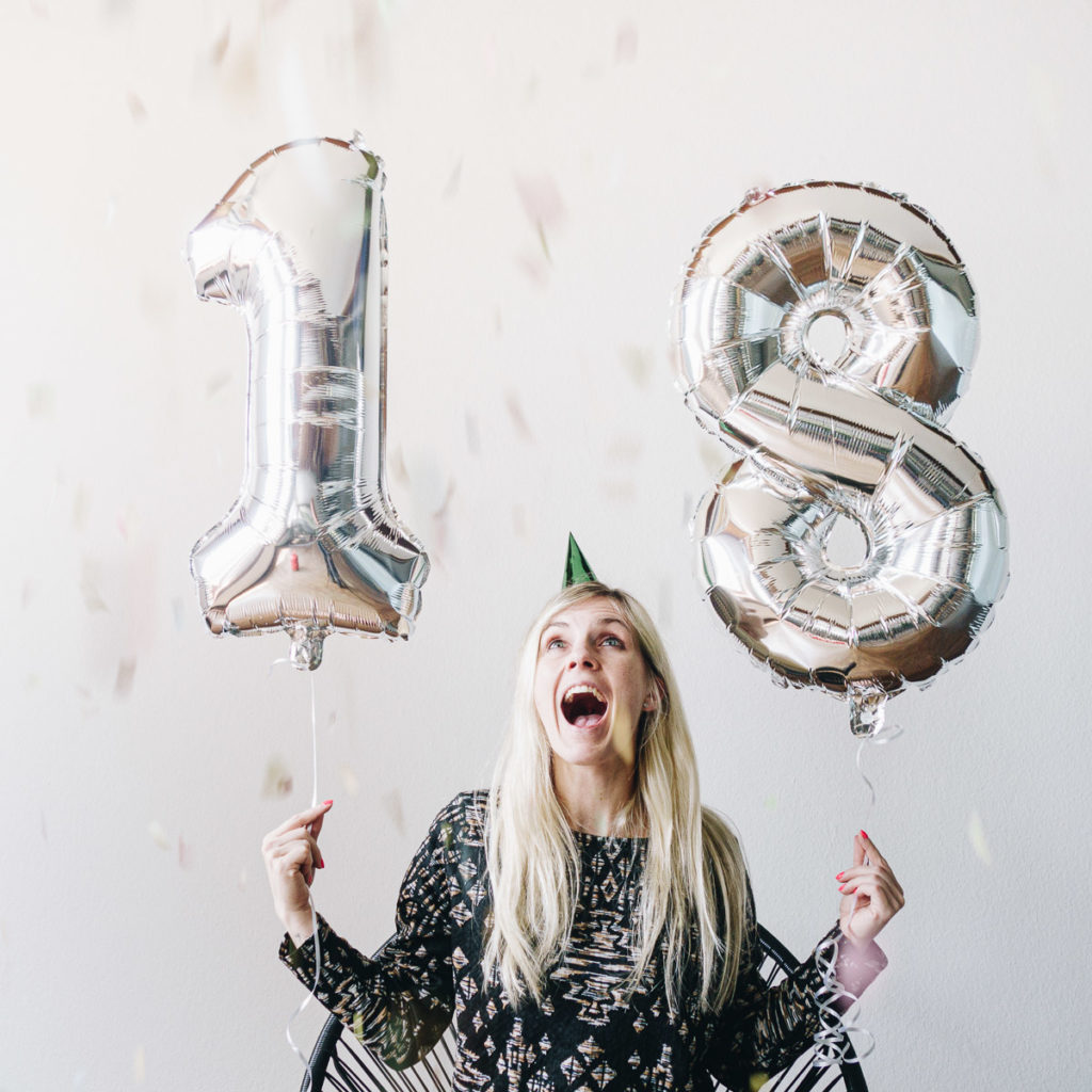 Geburtstagsgeschenke Luftballons