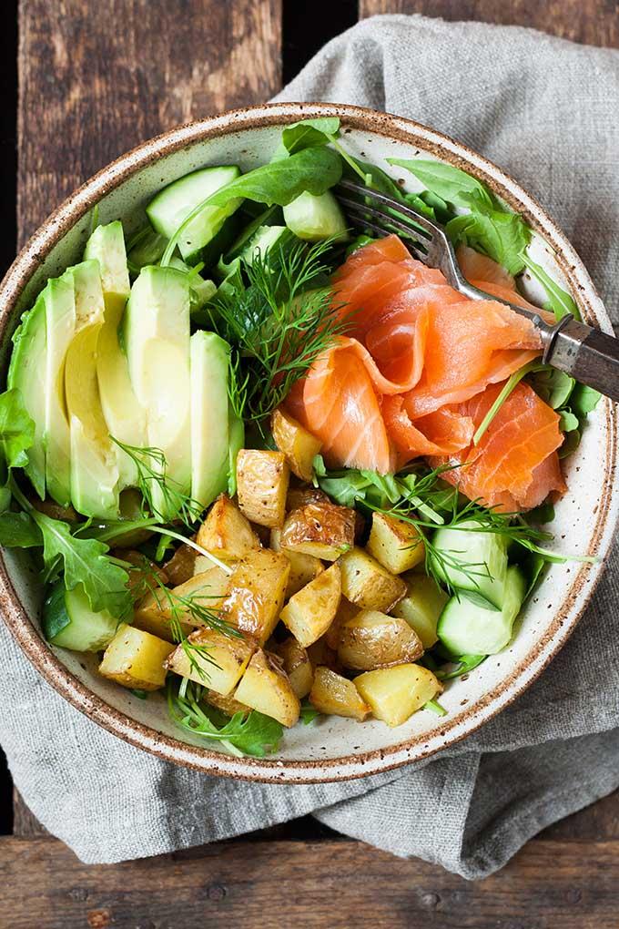Kartoffel-Lachs-Power-Bowl-mit-Avocado-3 - kochkarussell