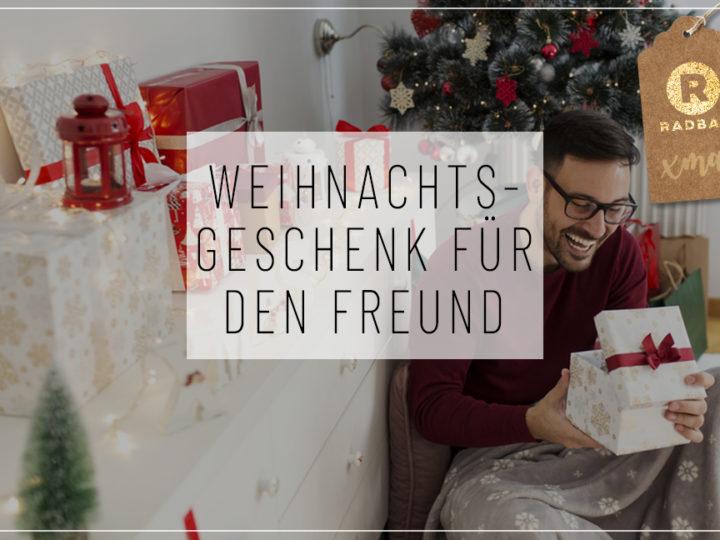 Weihnachtsgeschenk für Freund