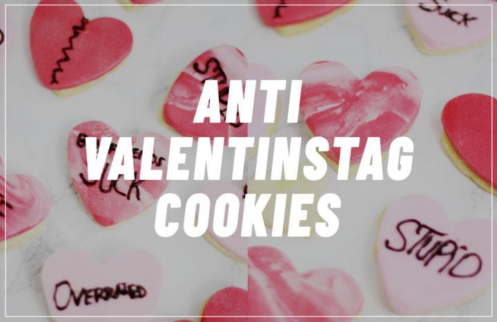 Anti Valentinstag Kekse