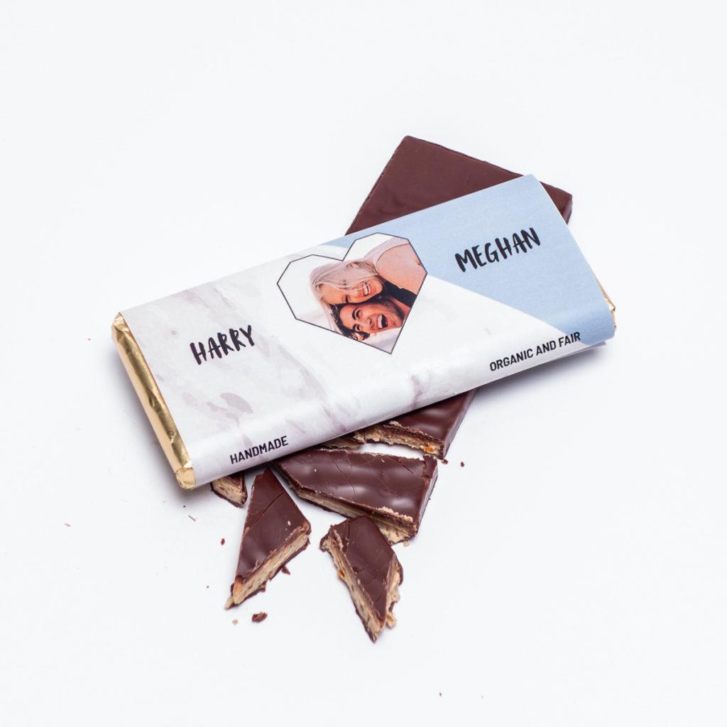 Persönliche Geschenke Schokolade