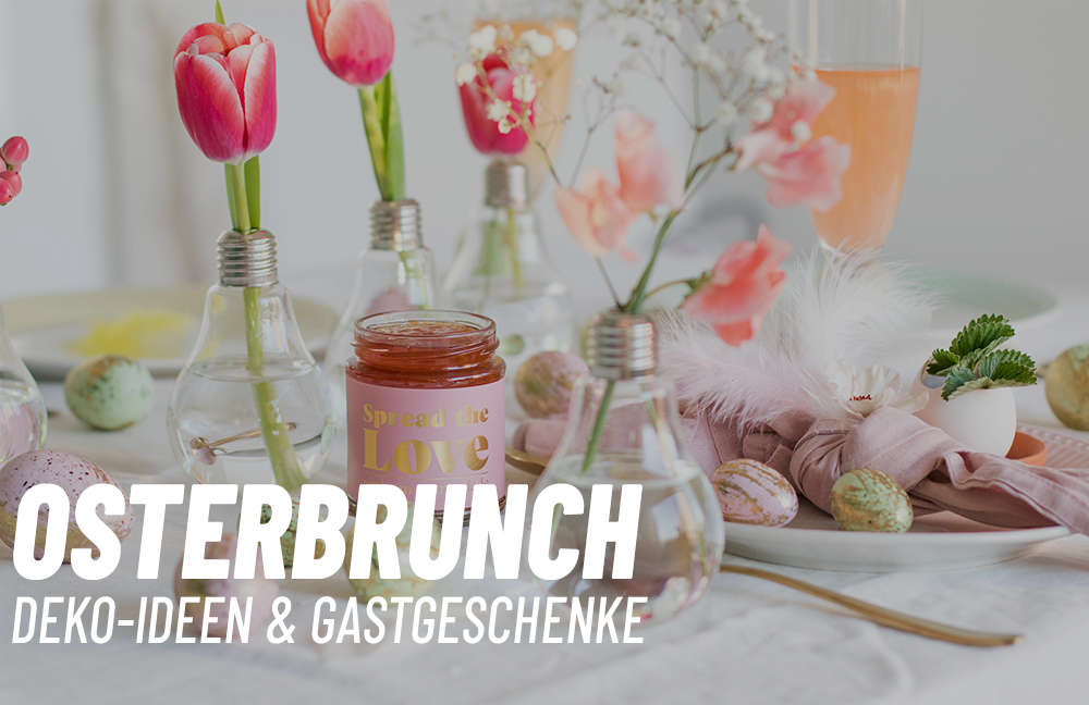 Deko-Ideen-Osterbrunch