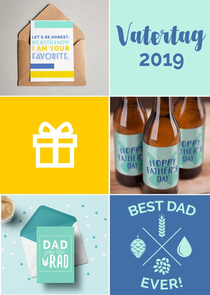 Vatertagsgeschenke selbermachen