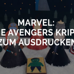 Marvel the avengers krippe (2)