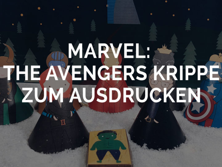 Marvel the avengers krippe (2)