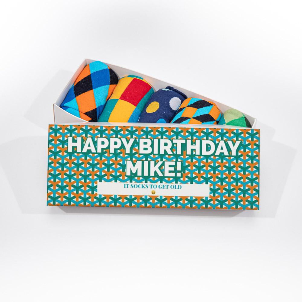 Geburtstagsgeschenke Socken