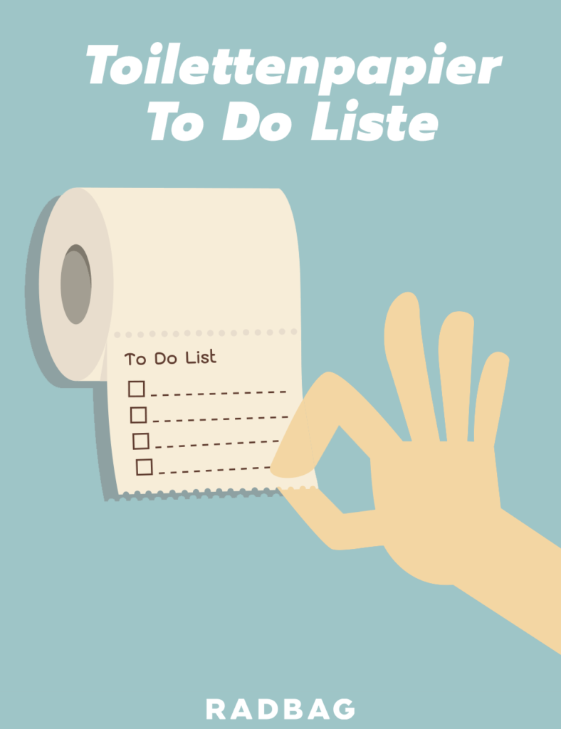Klopapier-To-Do-liste-Ideen-mit-Toilettenpapier
