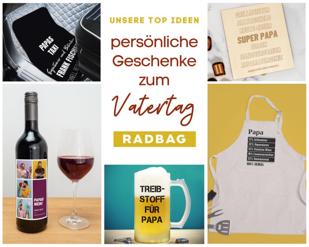 Persönliche Geschenke zum Vatertag Geschenke für Papa Vatertagsgeschenke