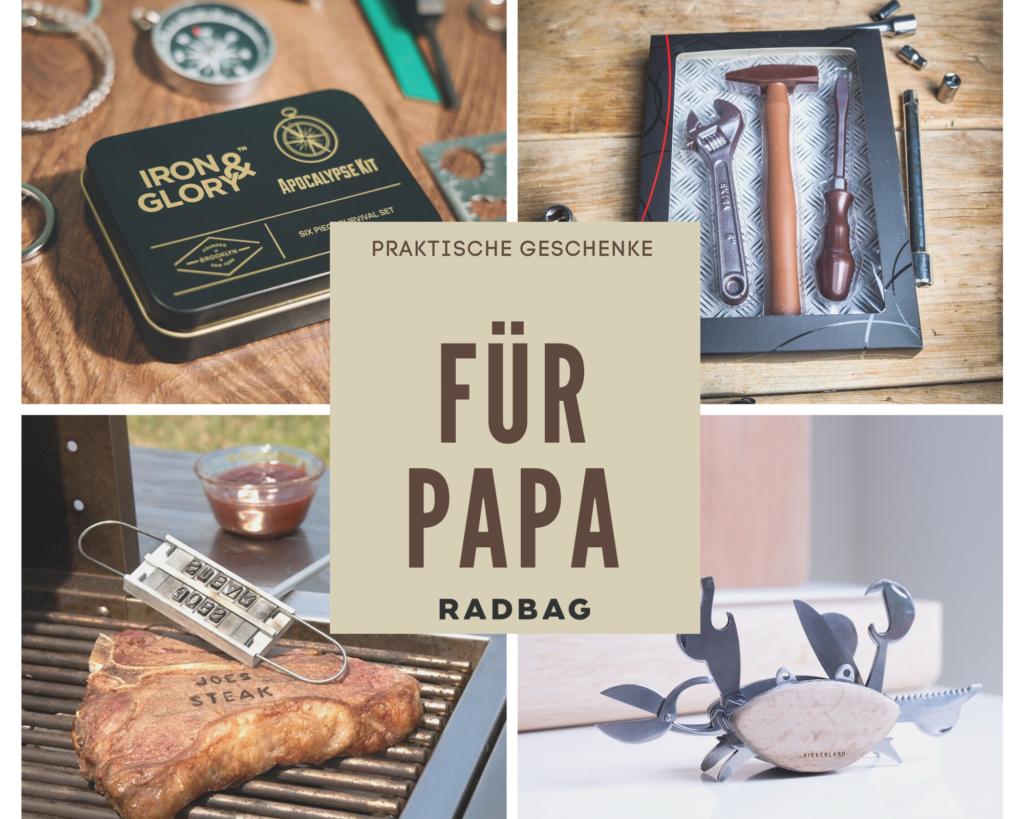 Vatertagsgeschenke Geschenke für Papa Vatertag Geschenkideen Väter