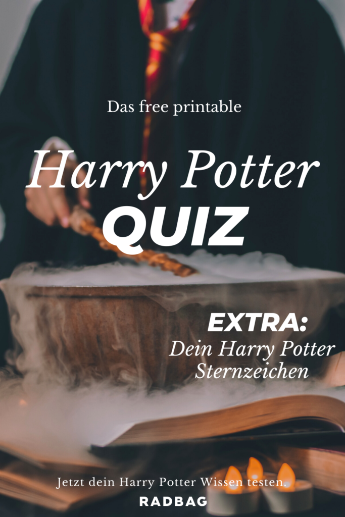 Harry Potter Quiz Harry Potter Sternzeichen