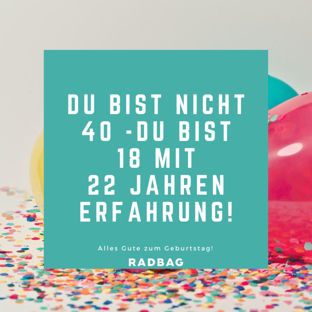 Wünsche Zum 40 Geburtstag Frau - Gluckwunsche Und Spruche