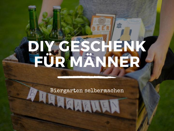 DIY Geschenk für Männer- Biergarten selbermachen (7) Header