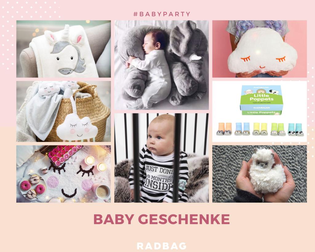 babyparty geschenke