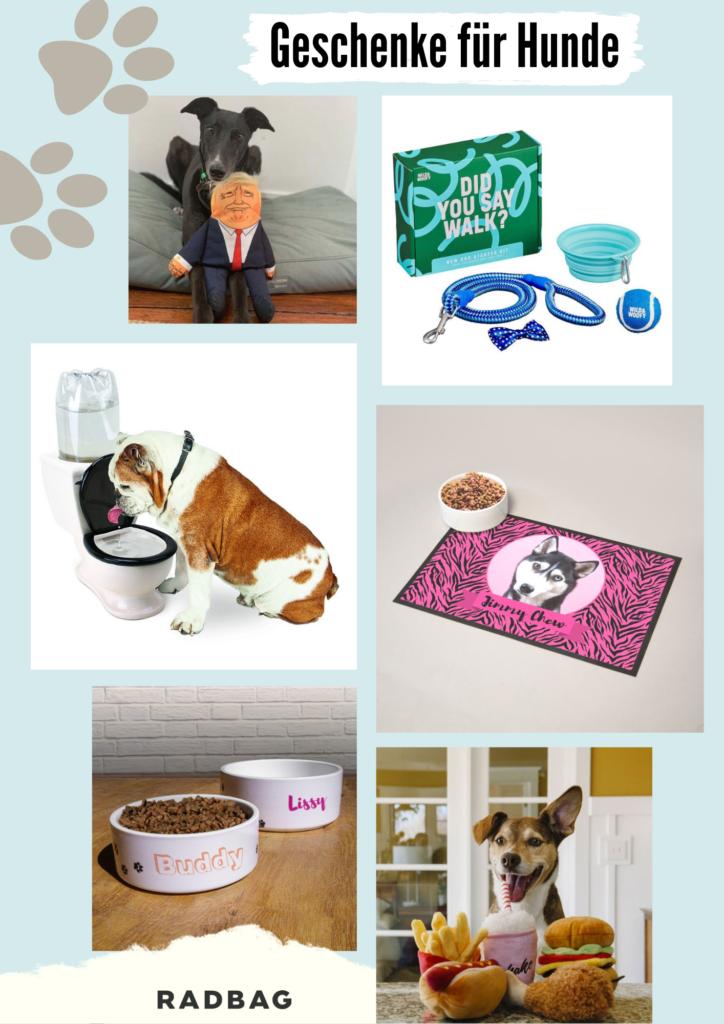 Geschenke für Hunde