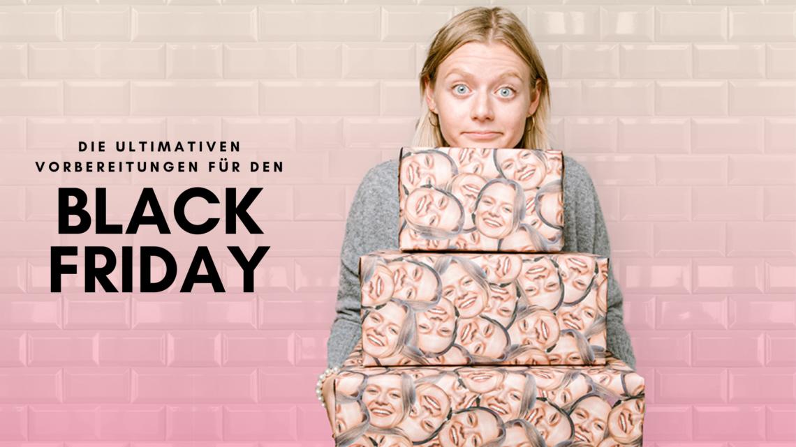 Black Friday 2020 Vorbereitungen Online Shopping