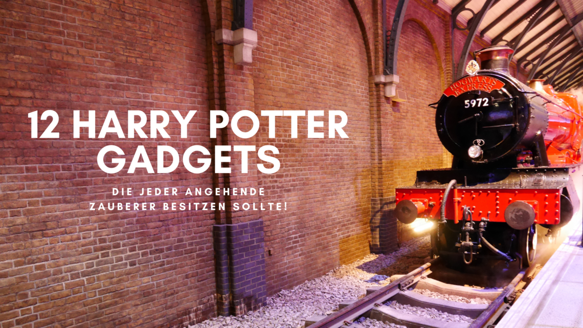 harry potter gadgets