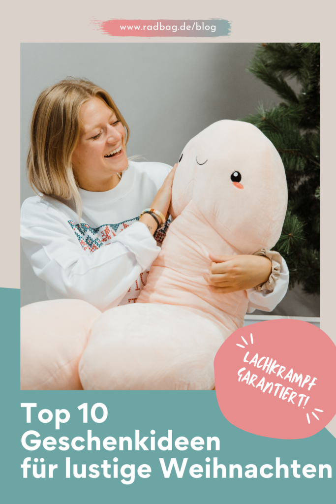 top geschenkideen für lustige weihnachten