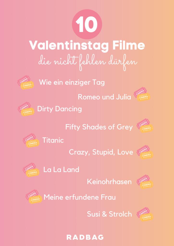 Valentinstag Filme