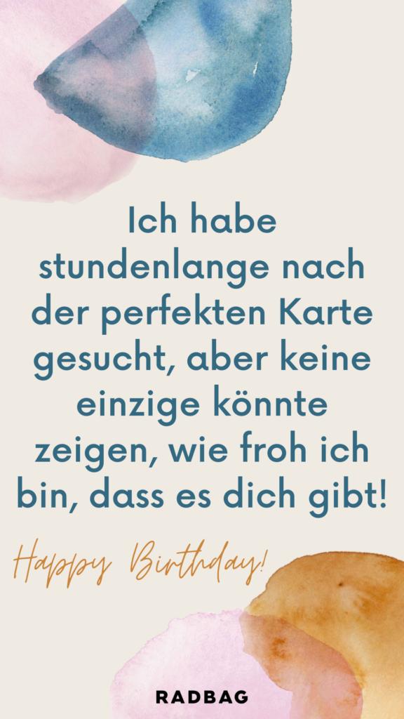 Geburtstag wünsche für die ehefrau