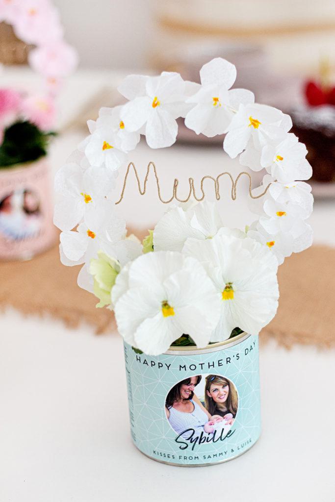 DIY Geschenk zum Muttertag